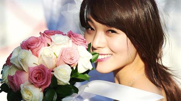 ซอนเย Wonder Girls กลับมาเยี่ยมเกาหลีกับสามีและลูกสาวของเธอ
