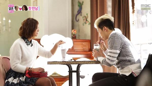 อูยอง 2PM และพัคเซยองเริ่มต้นชีวิตแต่งงานของทั้งคู่ในรายการ We Got Married