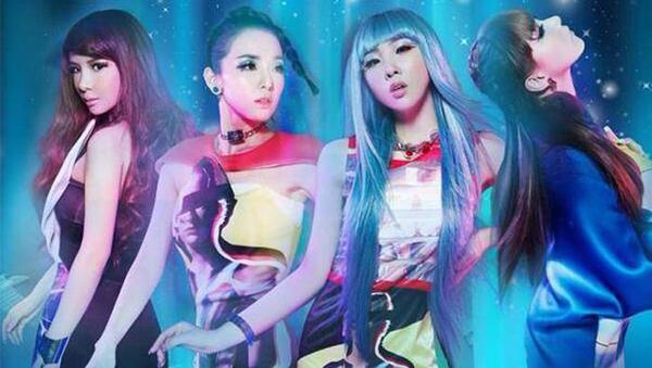"""YG ยืนยันการคัมแบ็คของ 2NE1 ด้วยอัลบั้มเต็มชุดที่สอง """"CRUSH"""" ในวันที่ 24 กุมภาพันธ์!!"""