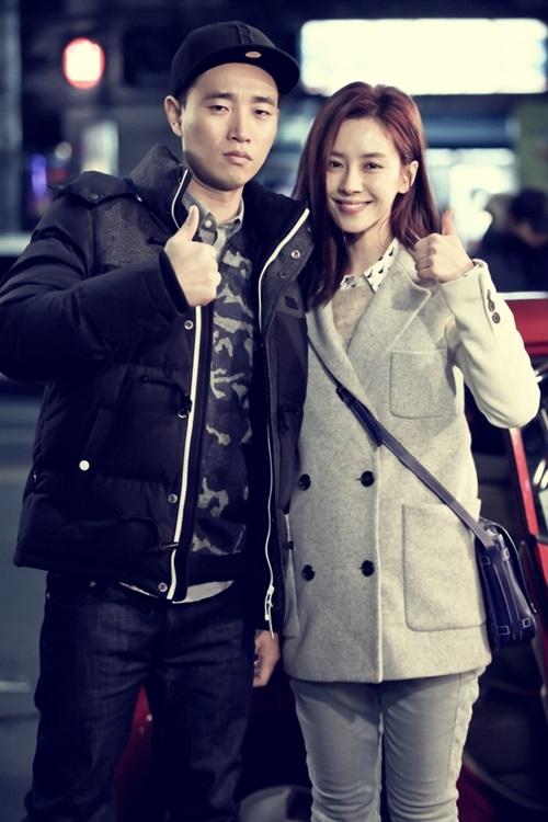 """ฟินต่อเนื่อง!!แกรี่เป็นนักแสดงรับเชิญในละครที่จีฮโยแสดงนำเรื่อง """"Emergency Couple"""""""
