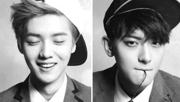 """ลู่หานและเทา EXO จะล้อเลียนซีรี่ย์ยอดฮิต """"The Heirs"""""""