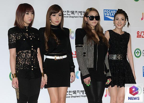 2NE1 เผยความรู้สึกของพวกเธอกับการคัมแบ็คของสาวๆ Girls' Generation!!