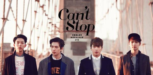"""ยืนยันแล้ว!! CNBLUE เตรียมคัมแบ็ควันที่ 2 มีนา พร้อมปล่อยภาพทีเซอร์แรก """"Can't Stop"""""""