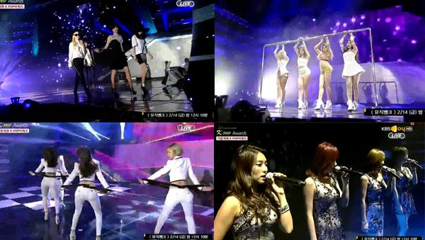 รวมการแสดงของศิลปินกลุ่มต่างๆจากงาน The 3rd GAON Chart Kpop Awards!!