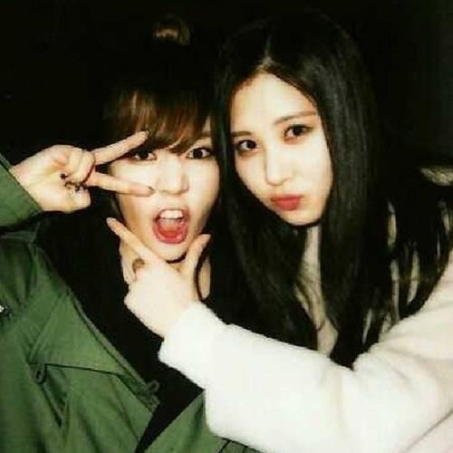ซันนี่ SNSD อวยพรแฟนๆในวันตรุษจีนกับซอฮยอนและทิฟฟานี่