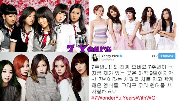 Wonder Girls-7 Years