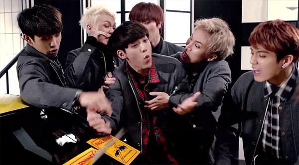 "BTOB ปล่อย Music Video เพลง ""Beep Beep"" สำหรับการคัมแบ็ค!!"