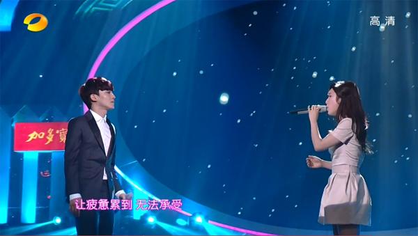 """เฉินและจางลี่อินโชว์เพลง """"Breath"""" เวอร์ชั่นจีนใน """"The Lantern Festival"""" + การแสดงของ EXO & Crayon Pop"""