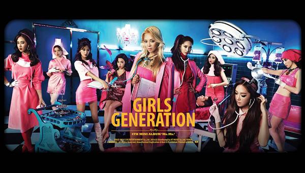"""สิ้นสุดการรอคอย!!Girls' Generation ปล่อย Music Video เพลง """"Mr.Mr""""!!!"""