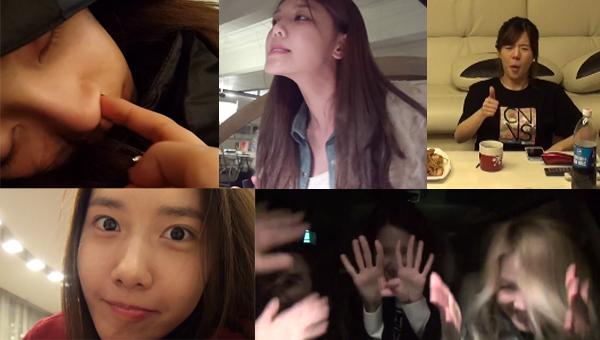 """Girls' Generation ปล่อยคลิป """"NOW"""" สุดฮาของสมาชิกแต่ละคนมาให้ชมเพิ่มเติม!!"""