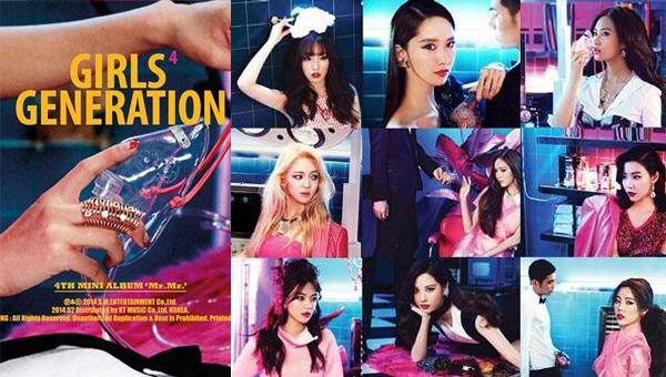 ในที่สุด!!Girls' Generation ก็ปล่อยเพลงจากมินิอัลบั้ม 'Mr.Mr' ออกมาอย่างเป็นทางการ!!