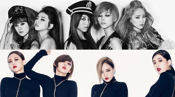 """เกิร์ลกรุ๊ปวงใหม่ของ JYP มีข่าวลือว่าชื่อ """"6Mix"""" และจะเดบิวต์ในเดือนเมษายน!!"""