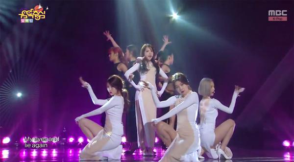 [Live]140201 การแสดงบนเวทีในรายการ Music Core!!