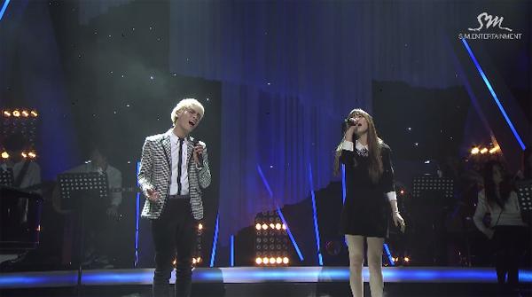 "SM Entertainment ปล่อยวิดีโอการแสดงของ ""SM The Ballad - Joint Recital""!!"