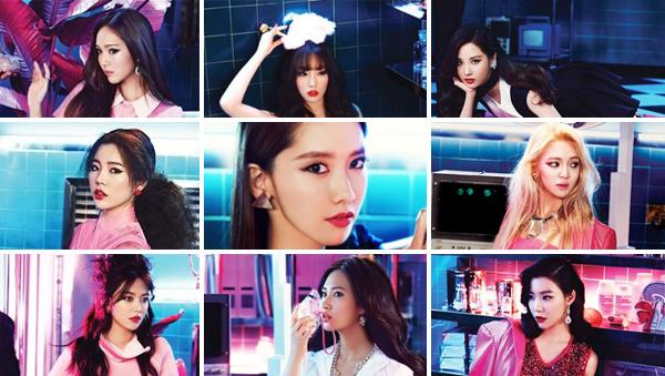 """Girls' Generation ปล่อยภาพทีเซอร์ของแต่ละสมาชิกสำหรับการคัมแบ็คด้วย """"Mr.Mr."""""""