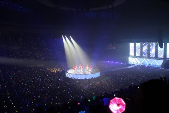 2PM-arena tour