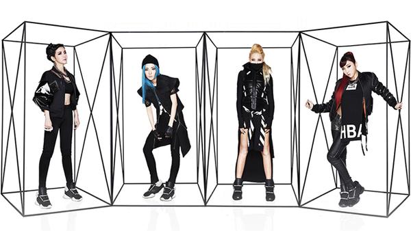 "[Live]2NE1 คัมแบ็คในรายการ Inkigayo ด้วยเพลง ""Crush"" + ""Come Back Home"""