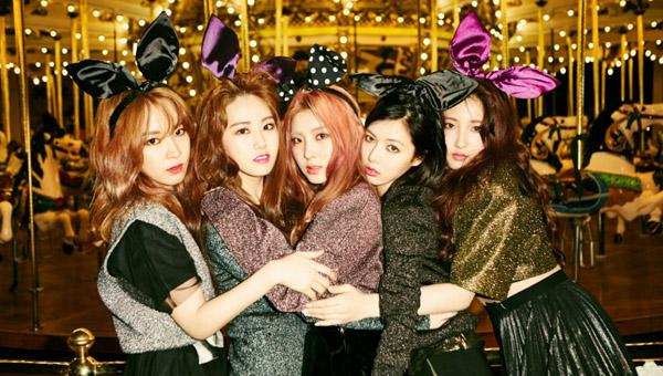 4Minute แสดงความเชื่อมั่นกับการแข่งขันกับ SNSD และ 2NE1 + บอกใบ้เกี่ยวกับการคัมแบ็คของ G.NA