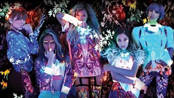 ว้าว!!4Minute จะคัมแบ็คในช่วงปลายเดือนมีนาคมหรือเมษายน!!