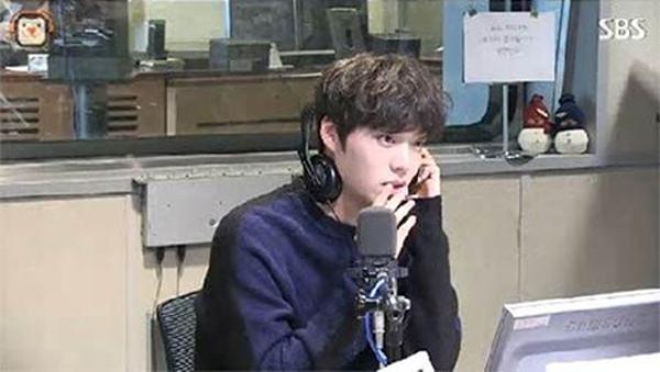 อันแจฮยอนพูดถึงความประทับใจของเขาที่ได้แสดงละครร่วมกับจอนจีฮยอน