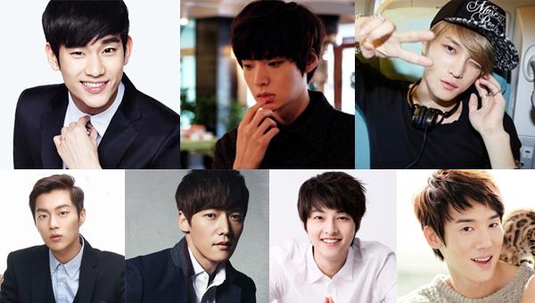 มาดู 7 นักแสดงชายที่มีหน้าตาไม่สมกับวัย!!
