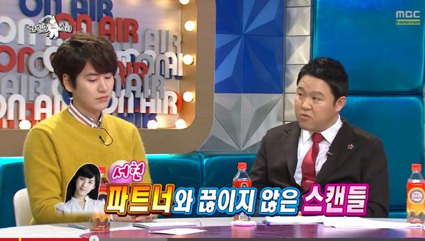 ยงฮวาแจงเรื่องขึ้นรถตู้ของซอฮยอน+เผยความสัมพันธ์ของเขากับซอฮยอนและพัคชินเฮ!!