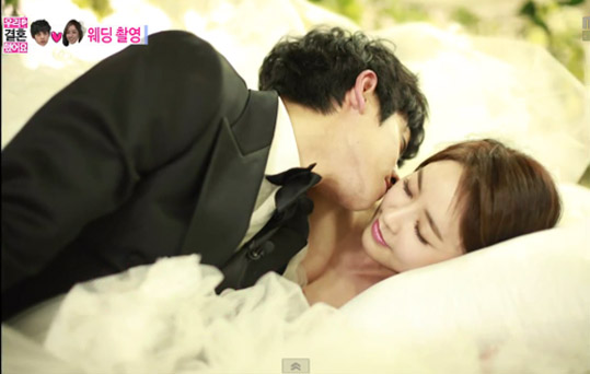 Jung Joon Young-Jung Yu Mi-Pre Wedding-2