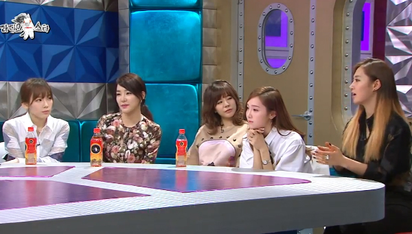 SNSD-Radio Star