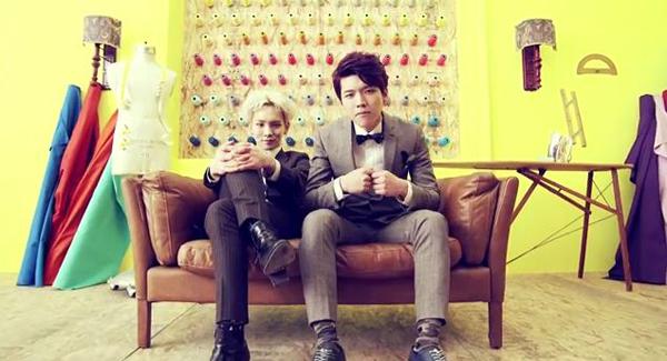 "Toheart (คีย์ SHINee & อูฮยอน Infinite) ปล่อย MV ทีเซอร์เพลง ""Delicious""!!"