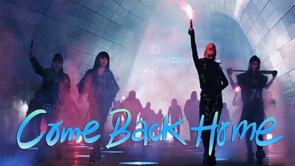 """มาแล้ว!!2NE1 ปล่อย Music Video เพลง """"Come Back Home""""!!"""