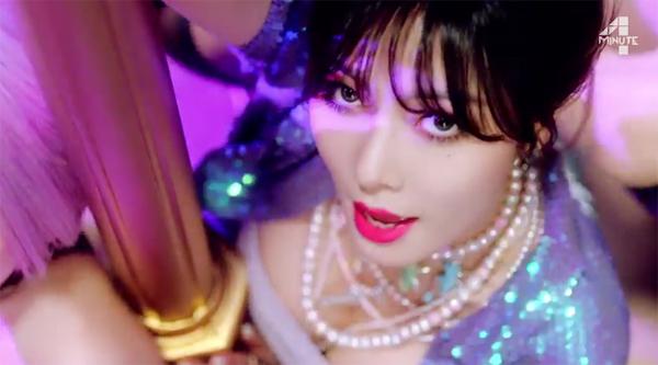 "4Minute โชว์ความเซ็กซี่ปนฮาใน MV ทีเซอร์ตัวที่สองของเพลง ""Whatcha Doin' Today?"""