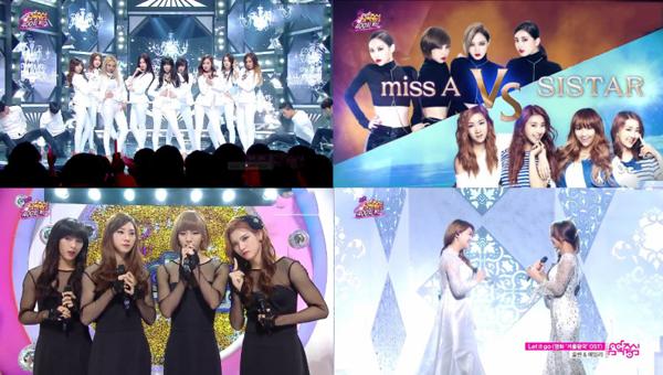 มาแล้ว!!140308 รายการ Music Core เทปพิเศษฉลองตอนที่ 400 การแสดงเด็ดๆเพียบ!!