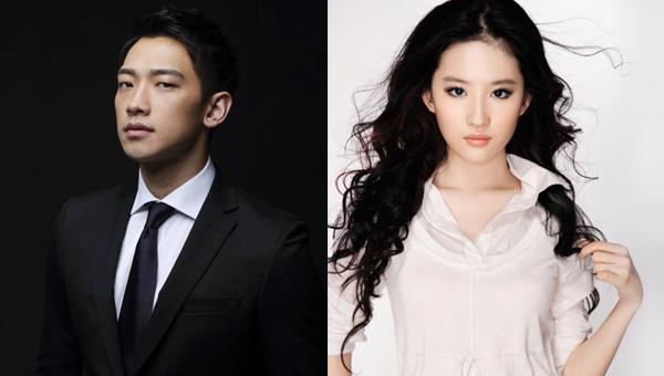 เรนจะรับบทประกบคู่กับหลิวอี้เฟยในภาพยนตร์จีนเรื่องใหม่ ′Hong Yan Lu Shui′