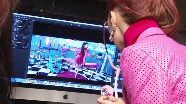 """Girls' Generation ปล่อยคลิปวิดีโอเบื้องหลังการถ่ายภาพทีเซอร์ของอัลบั้ม """"Mr.Mr"""""""