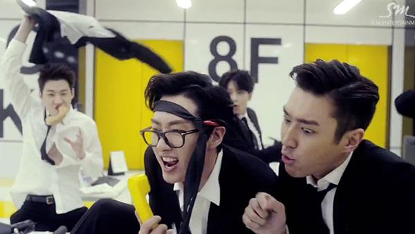 """Super Junior-M ปล่อย Music Video เพลงล่าสุด """"SWING"""""""