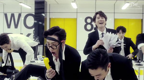 "Super Junior-M ปล่อย MV เพลง ""SWING"" เวอร์ชั่นเกาหลี!!"