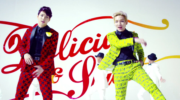 "Toheart คีย์และอูฮยอนปล่อย MV เพลง ""Delicious""!!"