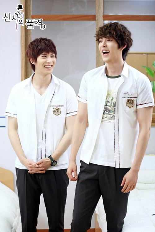 จงฮยอน CNBLUE เผยว่าเขาอยากทำงานร่วมกับนักแสดงหนุ่มคิมอูบินอีกครั้ง