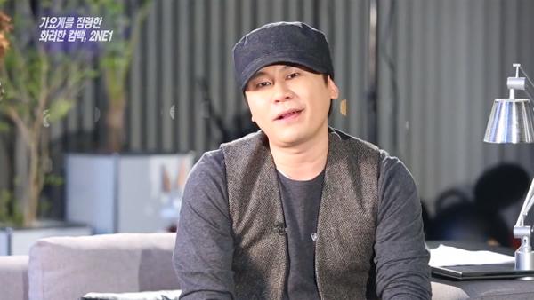 ยางฮยอนซอก (YG) เผยความคิดเห็นของเขาในการแข่งขันระหว่าง SNSD และ 2NE1!!