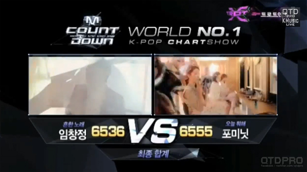"[Live]รวมการแสดงบนเวที ""M COUNTDOWN – No.1 Artist of Spring 2014"" + ผู้ชนะ!!"