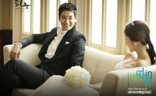 Jung Gyu Woon-Wedding-5