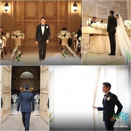Jung Gyu Woon-Wedding