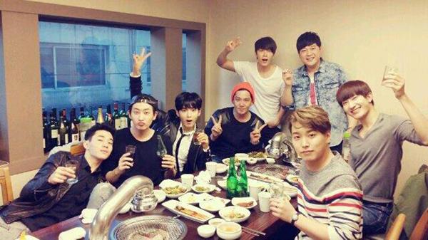 Super Junior ฉลองวันเกิดให้กับซีวอนโดยไม่มีซีวอนเข้าร่วม