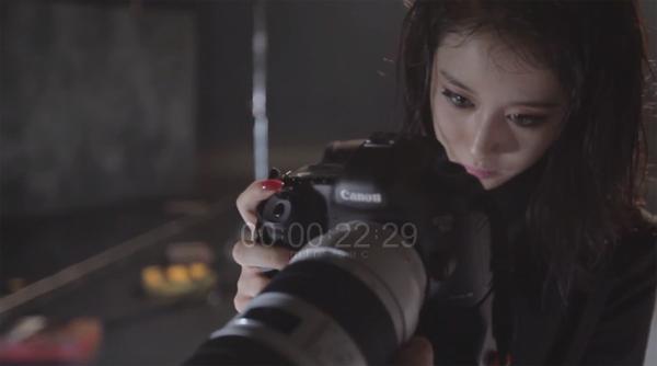 """จียอนปล่อยคลิปสปอย MV สำหรับเพลง """"1MIN 1SEC"""""""