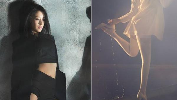"""จียอนปล่อยภาพทีเซอร์ที่ตัดมาจากตัวอย่าง MV เพลง """"1MIN 1SEC"""""""
