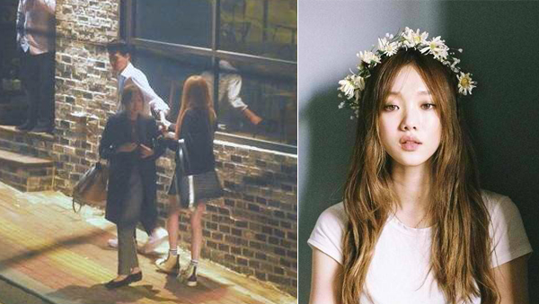 Lee Sung Kyung-Jo In Sung-Kong Hyo Jin