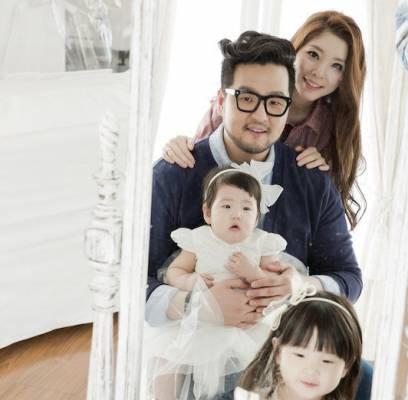 kim tae woo family