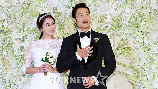 Lee Min Jung-Lee Byung Hun