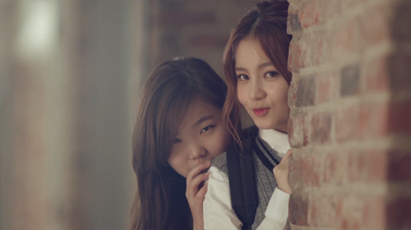 hi suhyun_mv_im different