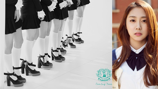 Lovelyz-Seo Ji Soo